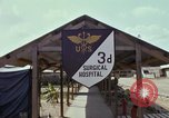 Image of 3rd surgical hospital Vietnam, 1967, second 9 stock footage video 65675025938