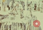 Image of Captured Viet Cong weapons Vietnam, 1967, second 3 stock footage video 65675025943