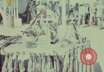 Image of Captured Viet Cong weapons Vietnam, 1967, second 7 stock footage video 65675025943