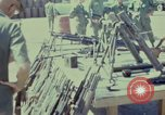 Image of Captured Viet Cong weapons Vietnam, 1967, second 9 stock footage video 65675025943