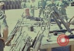 Image of Captured Viet Cong weapons Vietnam, 1967, second 11 stock footage video 65675025943