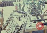 Image of Captured Viet Cong weapons Vietnam, 1967, second 12 stock footage video 65675025943
