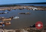 Image of base camp Vietnam, 1967, second 12 stock footage video 65675025947