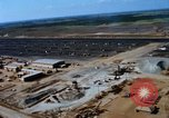 Image of 9th aviation battalion aerial view Vietnam War Vietnam, 1967, second 10 stock footage video 65675025948