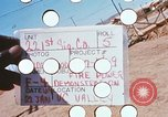 Image of OH6A helicopters Vietnam, 1969, second 2 stock footage video 65675025955