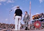 Image of Bob Hope show Pleiku South Vietnam Camp Enari, 1967, second 12 stock footage video 65675025970