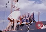 Image of Bob Hope show Pleiku South Vietnam Camp Enari, 1967, second 19 stock footage video 65675025972