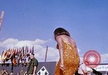 Image of Bob Hope show Pleiku South Vietnam Camp Enari, 1967, second 3 stock footage video 65675025974
