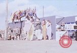 Image of Bob Hope show Pleiku South Vietnam Camp Enari, 1967, second 1 stock footage video 65675025975