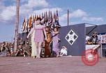 Image of Bob Hope show Pleiku South Vietnam Camp Enari, 1967, second 3 stock footage video 65675025975