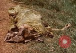 Image of Booby trapped Viet Cong remains Vietnam, 1967, second 9 stock footage video 65675025979