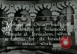 Image of sailors visit Jerusalem Palestine, 1922, second 10 stock footage video 65675025993