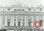 Image of sailors visit Vatican City Rome Italy, 1922, second 9 stock footage video 65675025999