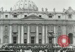 Image of sailors visit Vatican City Rome Italy, 1922, second 11 stock footage video 65675025999
