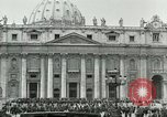Image of sailors visit Vatican City Rome Italy, 1922, second 12 stock footage video 65675025999