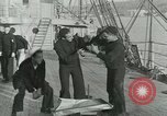 Image of Atlantic ship Europe, 1922, second 5 stock footage video 65675026010