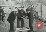 Image of Atlantic ship Europe, 1922, second 7 stock footage video 65675026010
