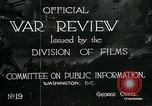 Image of italian troops defensive positions World War I Italy, 1918, second 2 stock footage video 65675026011