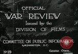 Image of italian troops defensive positions World War I Italy, 1918, second 6 stock footage video 65675026011