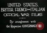 Image of italian troops defensive positions World War I Italy, 1918, second 10 stock footage video 65675026011