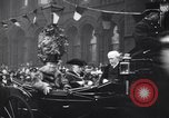 Image of President and Mrs Woodrow Wilson visit London London England United Kingdom, 1918, second 7 stock footage video 65675026021