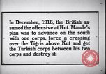 Image of battle of Ctesiphon Iraq, 1916, second 6 stock footage video 65675026024