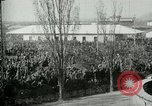 Image of Italian prisoners of war assembled after battle of Caporetto Italy, 1917, second 5 stock footage video 65675026032
