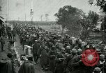 Image of Surrendering Italian troops after battle of Caporetto Italy, 1917, second 7 stock footage video 65675026033