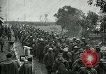 Image of Surrendering Italian troops after battle of Caporetto Italy, 1917, second 11 stock footage video 65675026033
