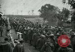 Image of Surrendering Italian troops after battle of Caporetto Italy, 1917, second 12 stock footage video 65675026033