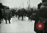 Image of Austrians advance following battle of Caporetto Italy, 1917, second 10 stock footage video 65675026035