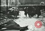Image of Aftermath of the battle of Caporetto in World War I Italy, 1917, second 1 stock footage video 65675026036