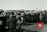 Image of Marshal Pilsudski Poland, 1920, second 9 stock footage video 65675026038