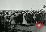 Image of Marshal Pilsudski Poland, 1920, second 10 stock footage video 65675026038