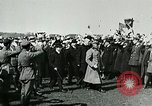 Image of Marshal Pilsudski Poland, 1920, second 11 stock footage video 65675026038