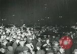 Image of Crowds gather to learn results of general elections London England United Kingdom, 1924, second 11 stock footage video 65675026041