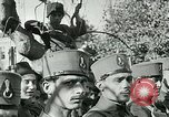 Image of Mustafa Kemal Pasha (Ataturk) is feted by the populace Ismir Turkey, 1923, second 3 stock footage video 65675026043