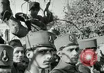 Image of Mustafa Kemal Pasha (Ataturk) is feted by the populace Ismir Turkey, 1923, second 4 stock footage video 65675026043