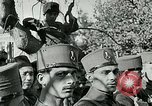 Image of Mustafa Kemal Pasha (Ataturk) is feted by the populace Ismir Turkey, 1923, second 7 stock footage video 65675026043
