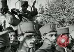 Image of Mustafa Kemal Pasha (Ataturk) is feted by the populace Ismir Turkey, 1923, second 8 stock footage video 65675026043