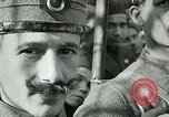 Image of Mustafa Kemal Pasha (Ataturk) is feted by the populace Ismir Turkey, 1923, second 9 stock footage video 65675026043