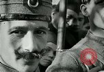 Image of Mustafa Kemal Pasha (Ataturk) is feted by the populace Ismir Turkey, 1923, second 10 stock footage video 65675026043