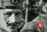 Image of Mustafa Kemal Pasha (Ataturk) is feted by the populace Ismir Turkey, 1923, second 11 stock footage video 65675026043