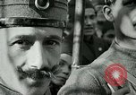 Image of Mustafa Kemal Pasha (Ataturk) is feted by the populace Ismir Turkey, 1923, second 12 stock footage video 65675026043