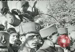 Image of Modern Turkish army uniforms Turkey, 1925, second 2 stock footage video 65675026044