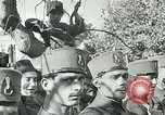 Image of Modern Turkish army uniforms Turkey, 1925, second 3 stock footage video 65675026044