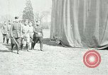 Image of Russian Air cadets train in England England, 1917, second 7 stock footage video 65675026045