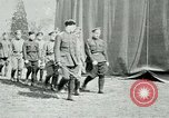 Image of Russian Air cadets train in England England, 1917, second 9 stock footage video 65675026045