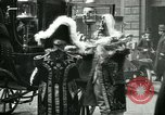 Image of Colonial officials arrive to receive Freedom of the City of London London England United Kingdom, 1917, second 8 stock footage video 65675026046