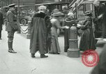 Image of Freedom of the Borough conferred upon David Lloyd George   Birkenhead England, 1918, second 5 stock footage video 65675026049